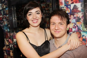 Barrett Wilbert Weed and Gerard Canonico as Nadia and Matt, two of the standout principals in this deeply flawed reinvention.