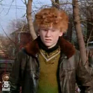 "Zack Ward as Scut Farkus in the 1983 motion picture  ""A Christmas Story."""