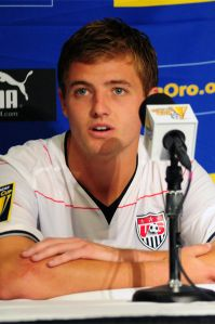 Robbie Rogers. Photo: Wilson Wong/Wikimedia Commons